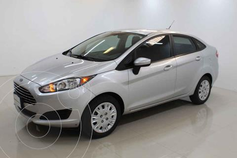 Ford Fiesta Sedan S usado (2016) color Plata precio $149,000