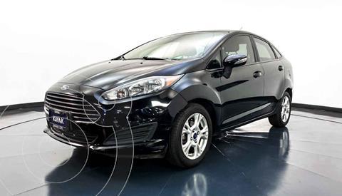 Ford Fiesta Sedan S Aut usado (2015) color Negro precio $152,999