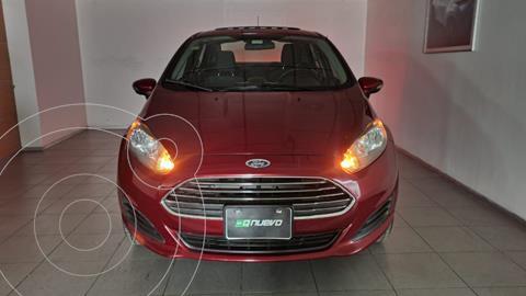 Ford Fiesta Sedan SE usado (2016) color Rojo precio $165,000