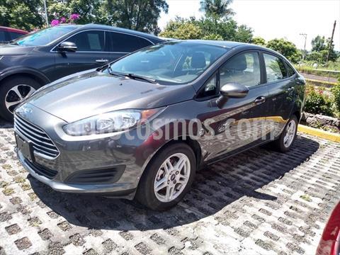 Ford Fiesta Sedan SE usado (2018) color Gris precio $185,000