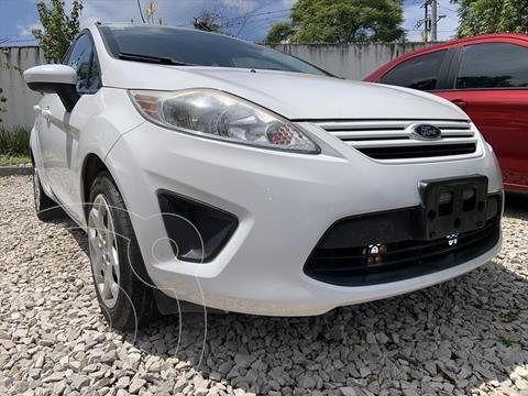 Ford Fiesta Sedan S Aut usado (2013) color Blanco precio $114,999