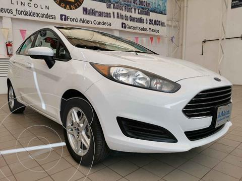 foto Ford Fiesta Sedán SE Aut usado (2018) color Blanco precio $195,000