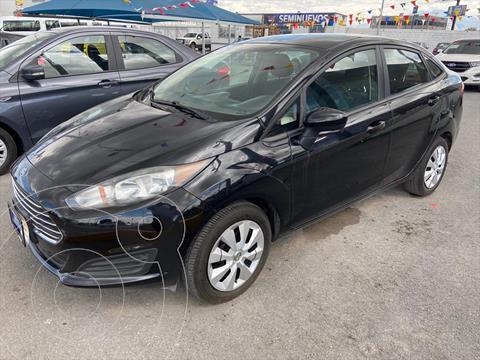 Ford Fiesta Sedan S Aut usado (2016) color Negro precio $129,000