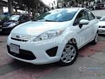 Foto venta Auto usado Ford Fiesta Sedan S Aut (2013) color Blanco Oxford precio $105,000