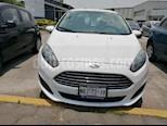 Foto venta Auto usado Ford Fiesta Sedan S Aut (2014) color Blanco precio $130,000