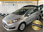 Foto venta Auto Seminuevo Ford Fiesta Sedan S (2014) color Plata precio $138,000