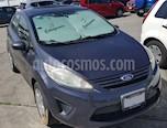 Foto venta Auto usado Ford Fiesta Sedan S (2013) color Gris precio $115,000