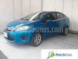 Foto venta Carro usado Ford Fiesta Sedan SE Aut (2012) color Azul precio $27.490.000