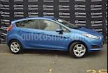 Foto venta Auto usado Ford Fiesta Sedan SE Aut (2015) color Azul precio $145,000