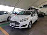 Foto venta Auto usado Ford Fiesta Sedan SE Aut (2014) color Blanco precio $139,000