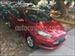 Foto venta Auto usado Ford Fiesta Sedan SE Aut (2016) color Rojo precio $185,000