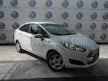 Foto venta Auto usado Ford Fiesta Sedan SE Aut (2016) color Blanco precio $184,000