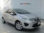 Foto venta Auto usado Ford Fiesta Sedan SE Aut color Plata Estelar precio $115,000