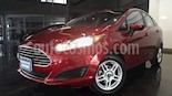 Foto venta Auto usado Ford Fiesta Sedan SE Aut (2017) color Rojo Rubi precio $198,000