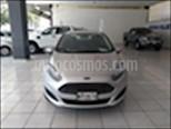 Foto venta Auto usado Ford Fiesta Sedan SE Aut (2017) color Plata precio $190,000