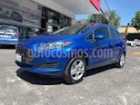 Foto venta Auto usado Ford Fiesta Sedan SE Aut (2018) color Azul precio $225,000