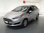 Foto venta Auto usado Ford Fiesta Sedan SE Aut color Plata precio $184,900