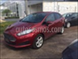 Foto venta Auto usado Ford Fiesta Sedan SE L4/1.6 MAN (2016) color Rojo precio $190,000