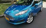 Foto venta Carro usado Ford Fiesta Sedan SE Sportback  (2016) color Azul Flama precio $35.500.000