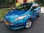 Foto venta Carro Usado Ford Fiesta Sedan SE Sportback  (2016) color Azul Flama precio $36.900.000