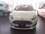 Foto venta Auto usado Ford Fiesta Sedan SE (2016) color Blanco precio $154,000