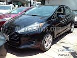 Foto venta Auto usado Ford Fiesta Sedan SE (2016) color Negro Profundo precio $160,000