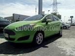 Foto venta Auto usado Ford Fiesta Sedan SE color Verde precio $135,000