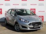 Foto venta Auto usado Ford Fiesta Sedan SE (2018) color Blanco precio $226,800