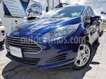 Foto venta Auto usado Ford Fiesta Sedan SE (2016) color Azul Brillante precio $159,000