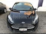 Foto venta Auto Seminuevo Ford Fiesta Sedan SE (2016) color Negro precio $160,000