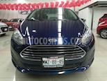 Foto venta Auto Seminuevo Ford Fiesta Sedan SE (2016) color Azul precio $169,000
