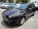 Foto venta Auto usado Ford Fiesta Sedan SE (2015) color Negro precio $125,000
