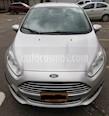 Foto venta Carro usado Ford Fiesta Sedan Titanium Aut (2016) color Plata Puro precio $38.000.000