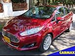 Foto venta Carro Usado Ford Fiesta Sedan Titanium Aut (2015) color Rojo Rubi precio $39.900.000