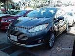 Foto venta Auto Seminuevo Ford Fiesta Sedan Titanium Aut (2014) color Plata Estelar precio $155,000