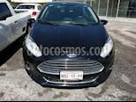 Foto venta Auto usado Ford Fiesta Sedan Titanium Aut (2016) color Negro precio $175,000