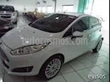 Foto venta carro usado Ford Fiesta Sedan Titanium Aut (2018) color Blanco precio BoF61.800.000