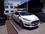 Foto venta Auto usado Ford Fiesta Sedan Titanium (2014) color Blanco precio $154,900