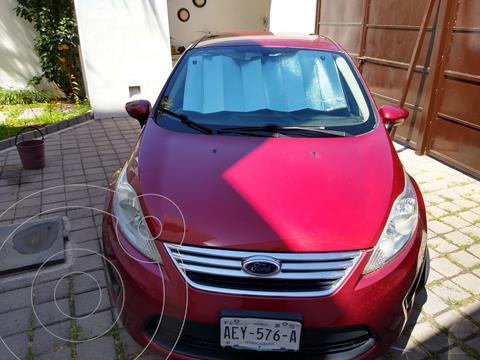 Ford Fiesta ST 1.6L usado (2013) color Rojo precio $110,000