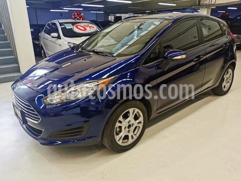 Ford Fiesta ST 1.6L usado (2016) color Azul precio $154,100
