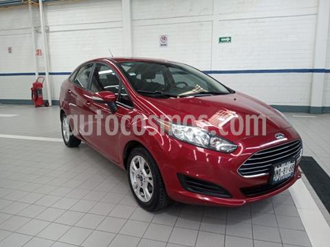 foto Ford Fiesta ST 1.6L usado (2016) color Rojo precio $147,500