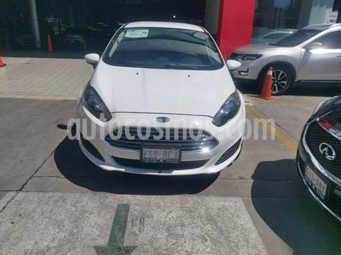 foto Ford Fiesta ST 1.6L usado (2016) color Blanco precio $145,900