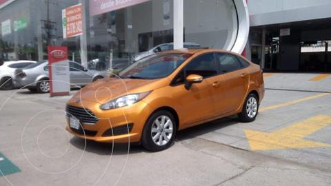 Ford Fiesta ST 1.6L usado (2016) color Naranja Solar precio $163,000