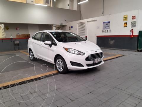 Ford Fiesta ST 1.6L usado (2016) color Blanco precio $167,900