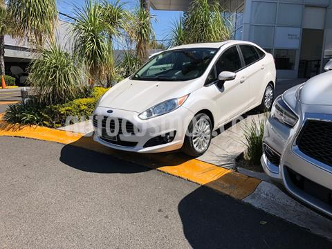 Ford Fiesta ST 1.6L usado (2016) color Blanco precio $189,000