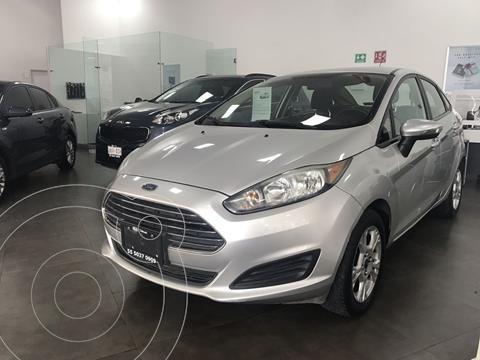 Ford Fiesta ST 1.6L usado (2016) color Plata Dorado precio $152,000