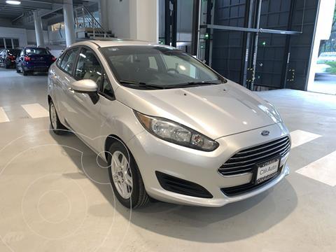 foto Ford Fiesta ST 1.6L usado (2018) color Plata Dorado precio $199,000