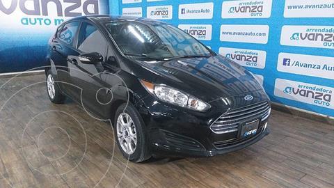 Ford Fiesta ST 1.6L usado (2014) color Negro precio $125,000