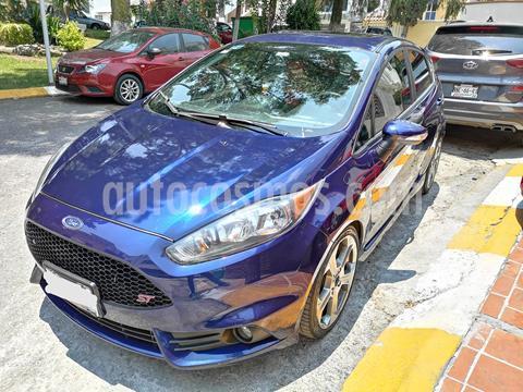 Ford Fiesta ST 1.6L usado (2016) color Azul precio $260,000