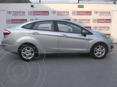 Ford Fiesta ST 1.6L usado (2017) color Plata Dorado precio $160,000